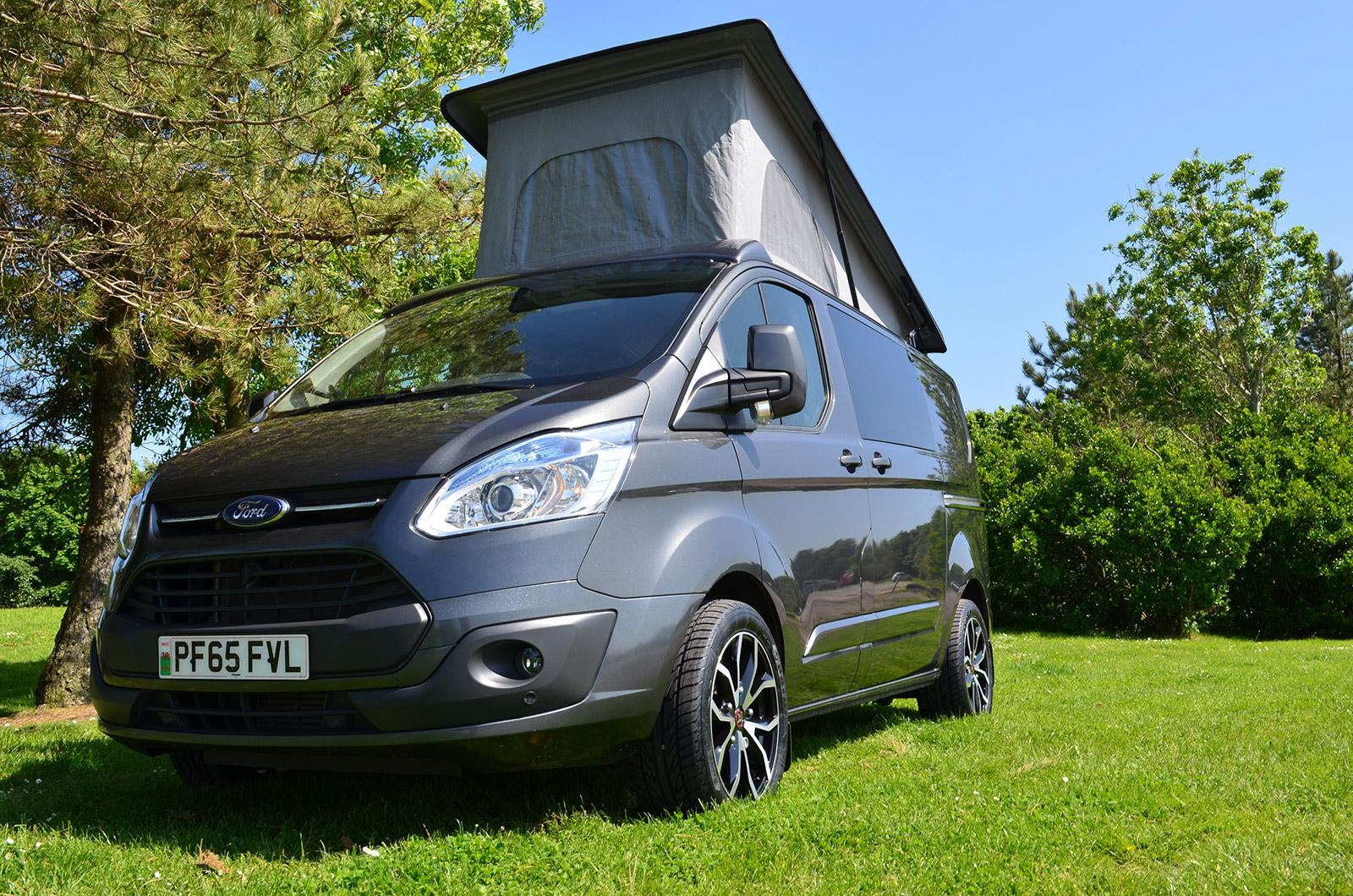 Welsh Coast Campers VW T6 T5 Camper Van Conversions