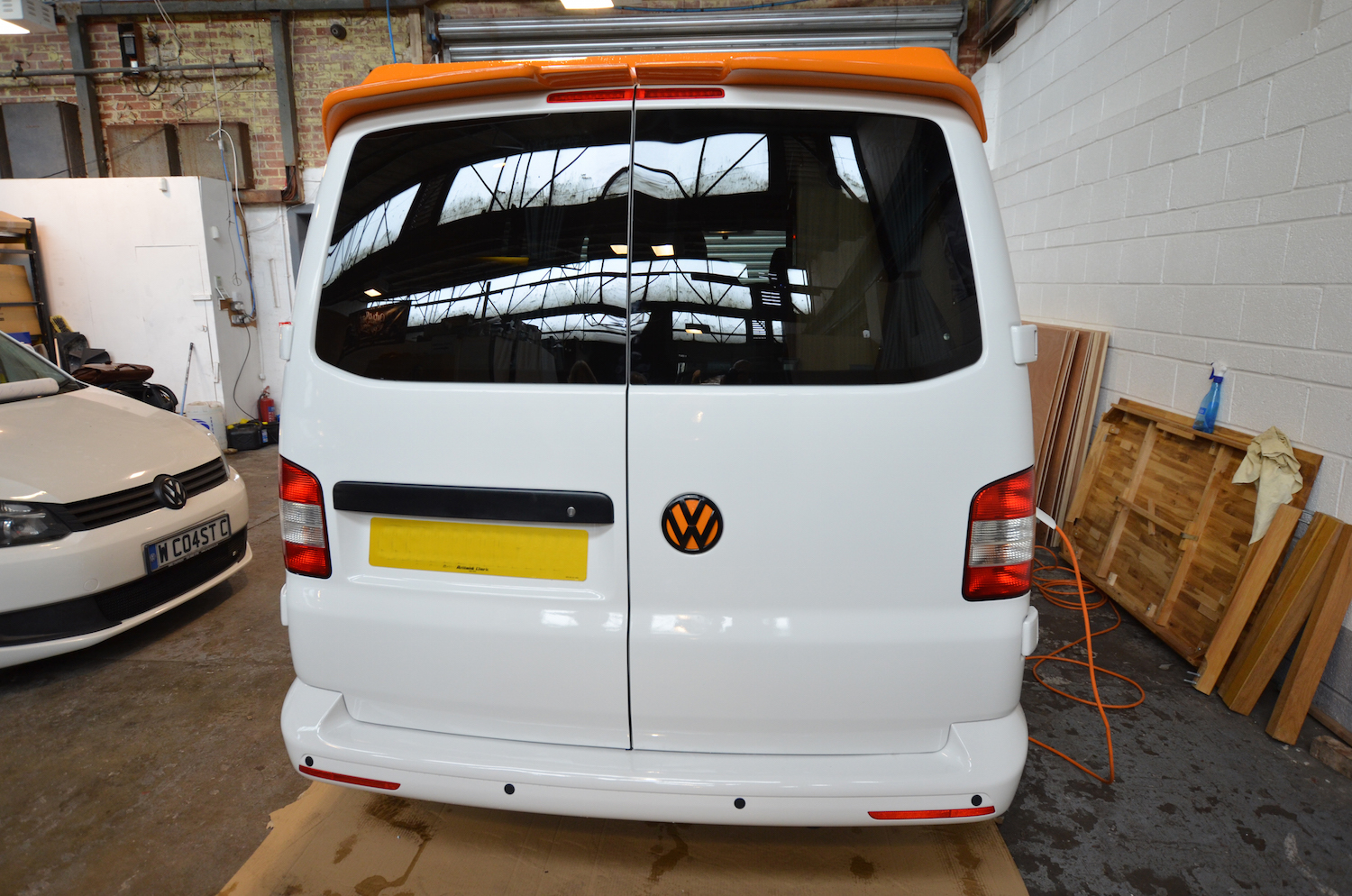 2011 vw transporter t5 camper welsh coast campers. Black Bedroom Furniture Sets. Home Design Ideas